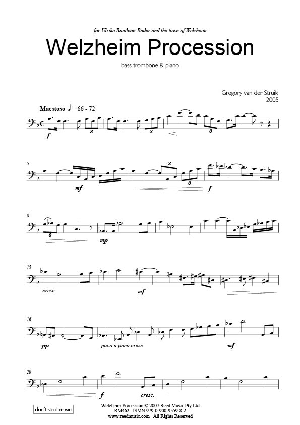 Contrabass Trombone vs Bass Trombone Instrumentation Bass Trombone