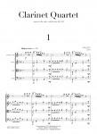 RM974 Clarinet Quartet 0