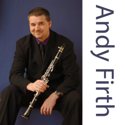 Browse the music of Andy Firth Andy Firth – one of the finest clarinet and saxophone players on the music scene today.